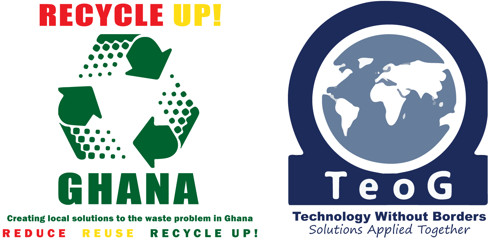 Recycle Up! Ghana